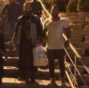 امیر تتلو از زندان آزاد شد