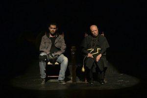 علی نصیریان و شهاب حسینی
