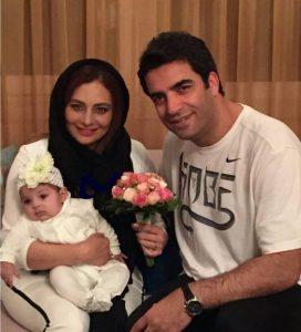 سالگرد-ازدواج-منوچهر-هادی-و-همسرش-یکتا-ناصر
