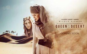 ملکه صحرا
