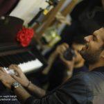 امین قباد در کارگاه ترانه بابک صحرایی