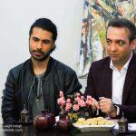 سیامک عباسی و امین قباد در کارگاه ترانه بابک صحرایی