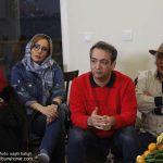 سیروس الوند بابک صحرایی پرستو صالحی معصومه کریمی