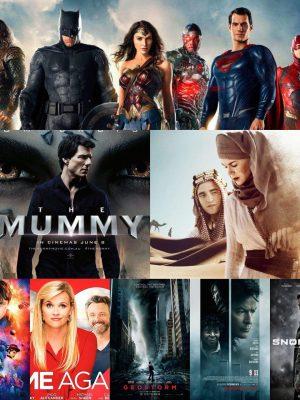 بدترین فیلم های 2017