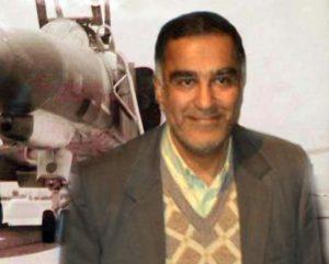خلبان عباس رمضانی
