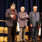 سالار عقیلی اختتامیه سی و سومین جشنواره موسیقی فجر