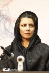 لیلا حاتمی در نشست فیلم بمب