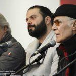 محمود کلاری و احسان رسول اف در نشست فیلم بمب