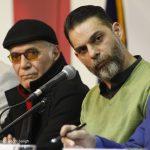 پیمان معادی محمود کلاری در نشست فیلم بمب