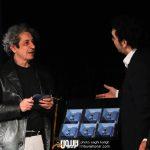 نادر مشایخی در رونمایی آلبوم پارتیتاهای باخ