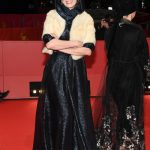 لیلا حاتمی در فرش قرمز فستیوال برلین