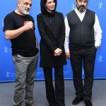 حسن معجونی لیلا حاتمی مانی حقیقی در فستیوال برلین