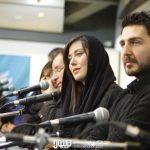 محمدرضا غفاری و مهتاب کرامتی در نشست جاده قدیم