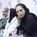 رعنا آزادی ور در نشست فیلم چهارراه استانبول