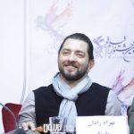 بهرام رادان در نشست فیلم چهارراه استانبول