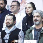 مهدی پاکدل و بهرام رادان در نشست فیلم چهارراه استانبول