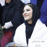 سحر دولت شاهی در نشست فیلم چهارراه استانبول