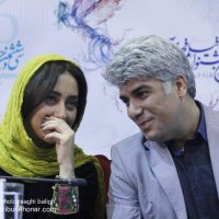 ستار اورکی و بهاره کیان افشار