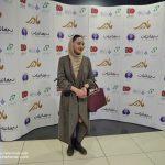 هانیه توسلی در اکران مردمی مادری
