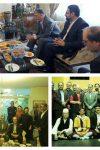 دیدار وزیر ارشاد با جمشید مشایخی