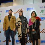 نازنین بیاتی الهام پاوه نژاد علی عبدالمالکی در اکران مادری