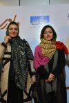 اشپیتیم آرفی الهام پاوه نژاد نازنین بیاتی در اکران مادری