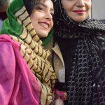 نازنین بیاتی الهام پاوه نژاد در اکران مادری