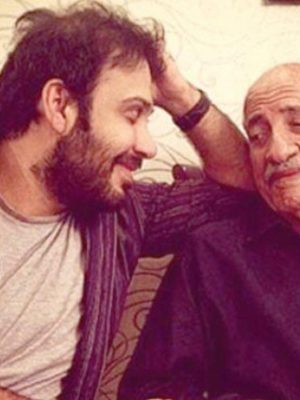 محسن چاوشی و پدرش