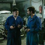 شهاب حسینی و بهروز به نژاد در غلام