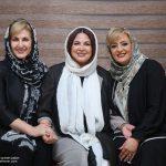 نازنین صحرایی شهره سلطانی فاطمه گودرزی