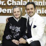 دکتر امین رضا چلبیانلو و مادرش