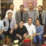 جشن تولد بابک صحرایی