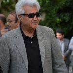محمد نیک بین در مراسم سوم ناصر چشم آذر