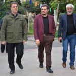 عباس سجادی در مراسم سوم ناصر چشم آذر