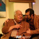ناصر ملک مطیعی و پولاد کیمیایی
