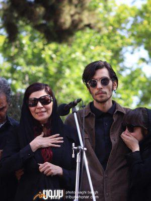 خانواده ناصر چشم آذر