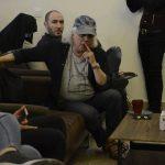 سیروس الوند و آبان حبیبی در کارگاه ترانه بابک صحرایی