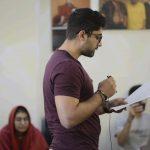عطاالله میرشرف الدس کارگاه ترانه بابک صحرایی