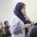 یاس شریفی کارگاه ترانه بابک صحرایی