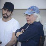 سیروس الوند و رستاک در کارگاه ترانه بابک صحرایی