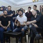 رستاک حلاج در کارگاه ترانه بابک صحرایی