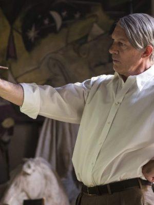 آنتونی باندراس در نقش پیکاسو