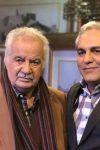 ناصر ملک مطیعی مهران مدیری