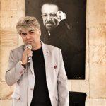 ستار اورکی در چهلم ناصر چشم آذر