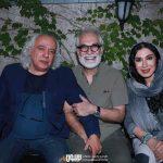 نسیم ادبی محمود کلاری سیروس الوند