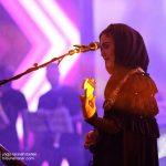 نگین پارسا در کنسرت رضا صادقی