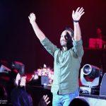 سیامک عباسی در کنسرت رستاک
