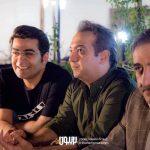 فرزاد حسنی بابک صحرایی عبدالرضا منجزی