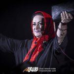 مریم امیرجلالی در کنسرت حمید هیراد