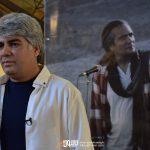 ستار اورکی در مراسم رونمایی آلبوم اهورا ایمان